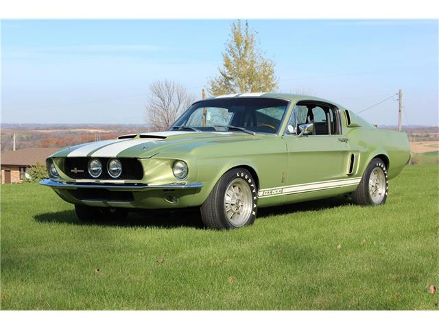 1967 Shelby GT500 | 930223