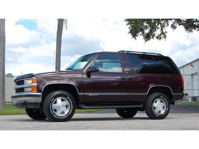 1997 Chevrolet Tahoe | 930225