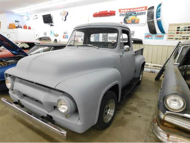 1953 Ford F600   932253