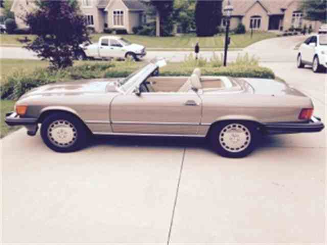 1988 Mercedes-Benz 560SL | 932267