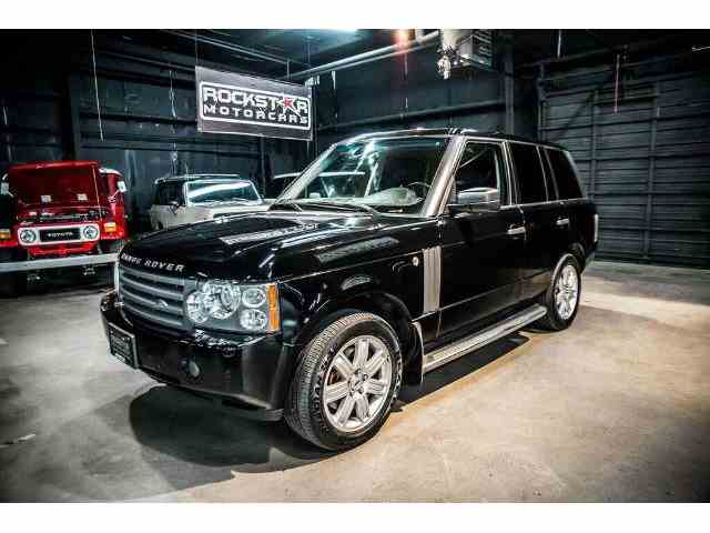 2008 Land Rover Range Rover | 932272