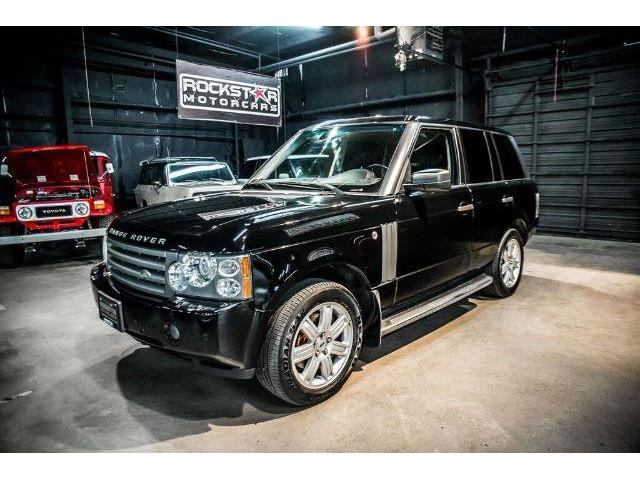 2008 Land Rover Range Rover   932272
