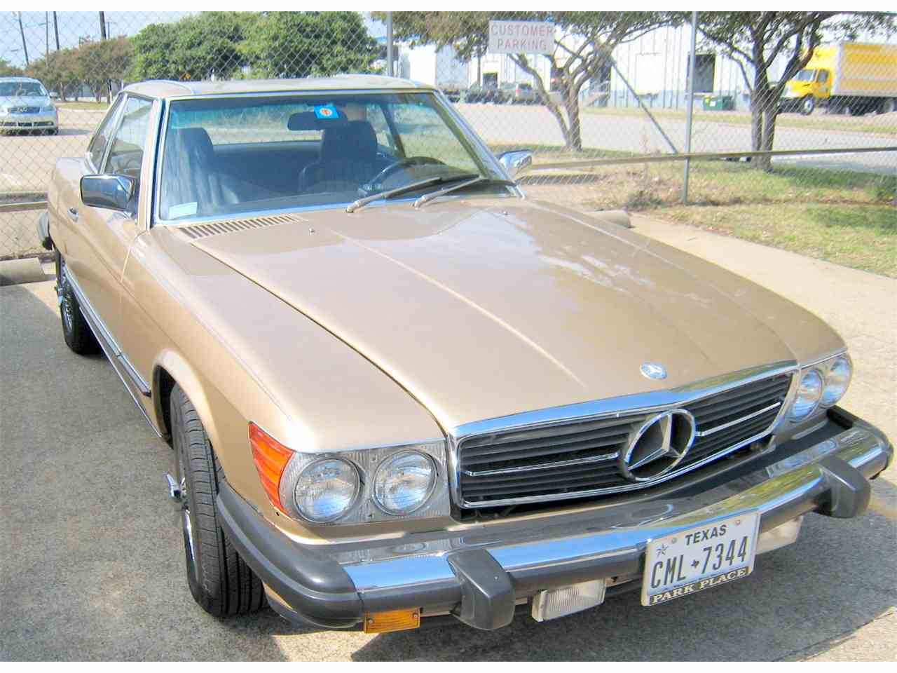 1988 mercedes benz 560sl for sale cc for Mercedes benz dallas for sale