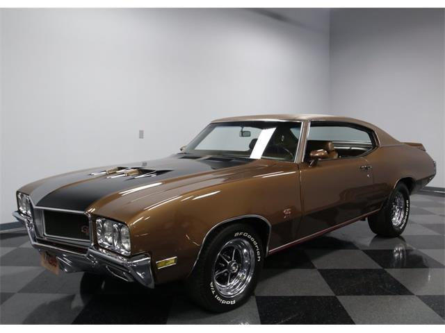 1970 Buick GS 455 | 932306