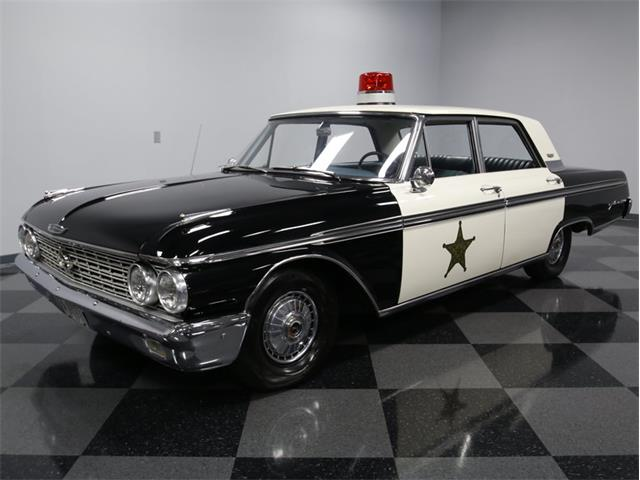1962 Ford Galaxie 500 Mayberry Police Car | 932307