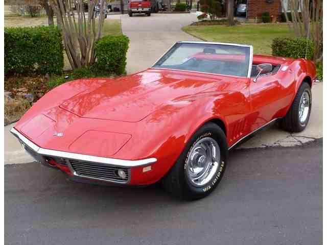 1968 Chevrolet Corvette | 932312