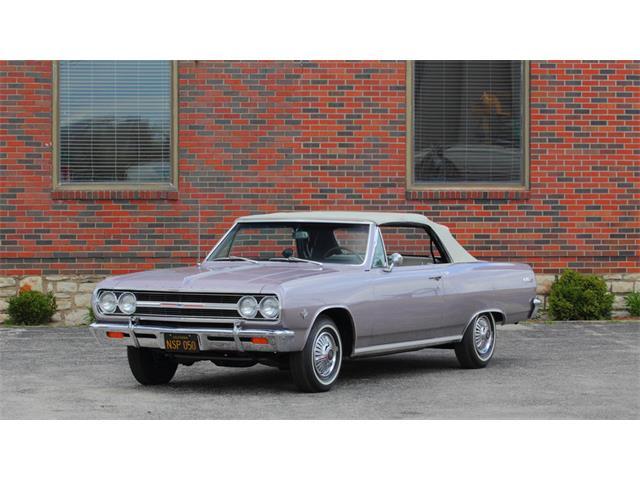 1965 Chevrolet Malibu SS | 930232