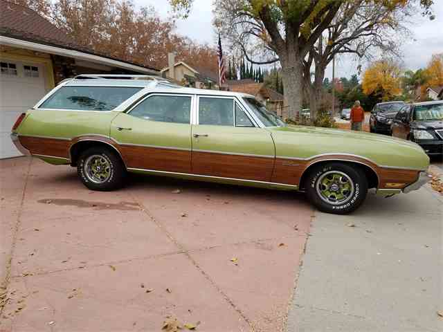 1972 Oldsmobile Vista Cruiser | 932325