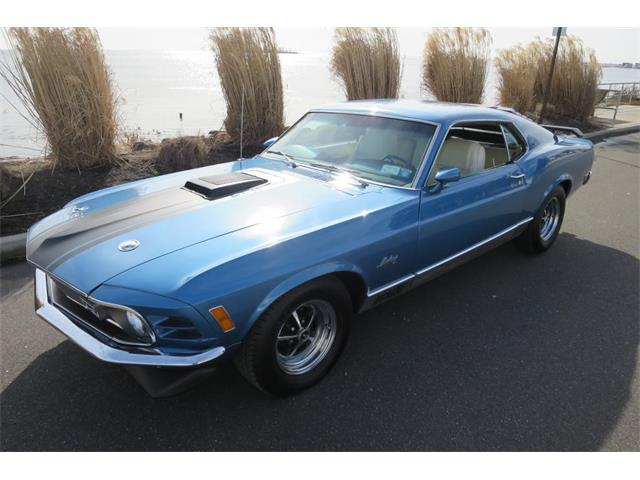 1970 Ford Mustang | 932328