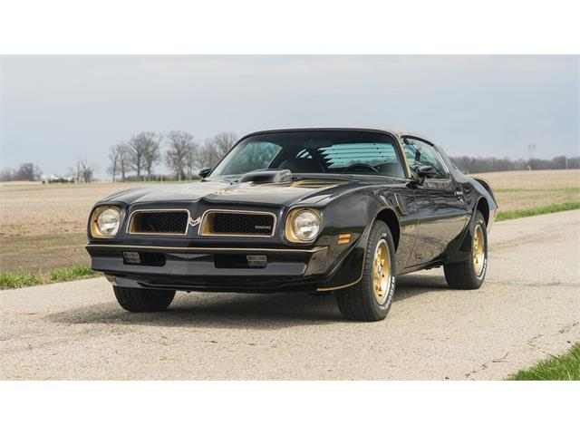 1976 Pontiac Firebird Trans Am | 930233