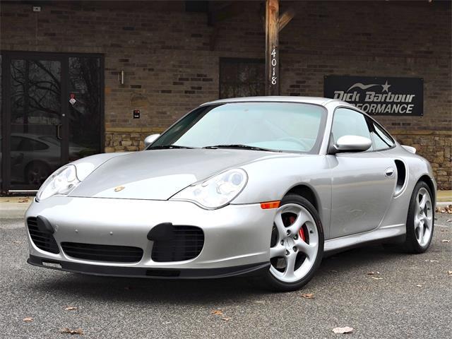 2001 Porsche 911 Turbo | 932330