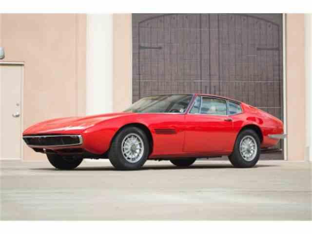 1967 Maserati Ghibli | 932333