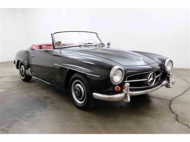 1962 Mercedes-Benz 190SL | 932338