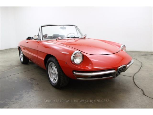 1969 Alfa Romeo Duetto   932339