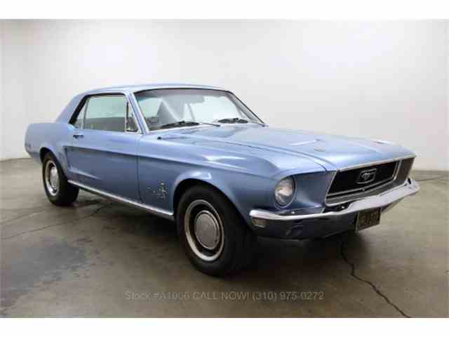 1968 Ford Mustang | 932340