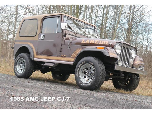 1985 Jeep CJ7 | 932347