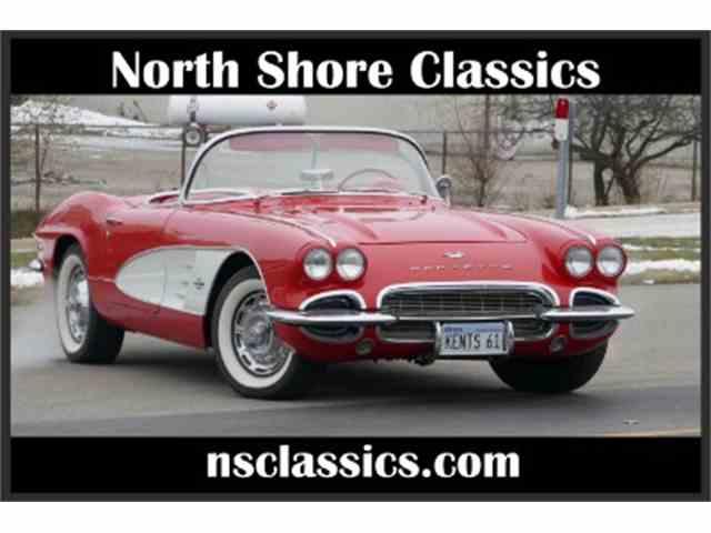 1961 Chevrolet Corvette | 932348