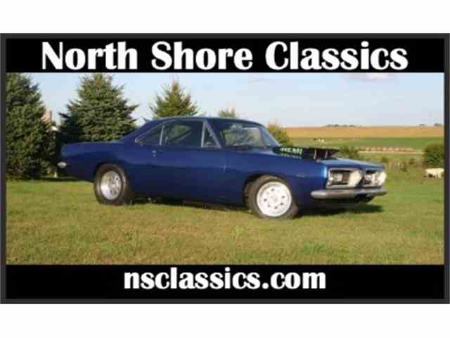 1967 Plymouth Barracuda | 932351