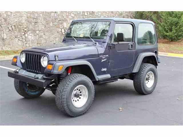 1999 Jeep Wrangler | 932352