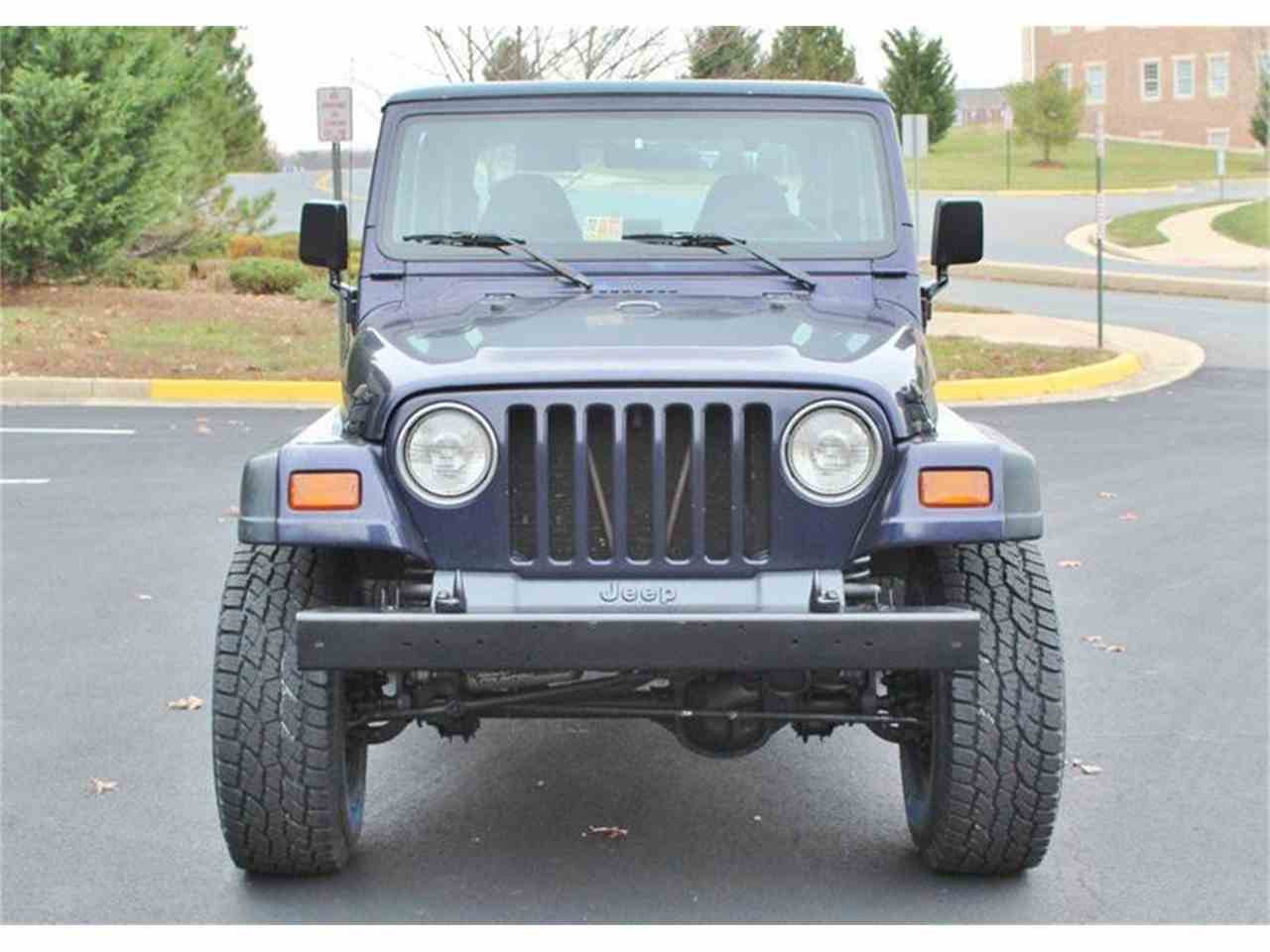1999 Jeep Wrangler for Sale ClassicCars