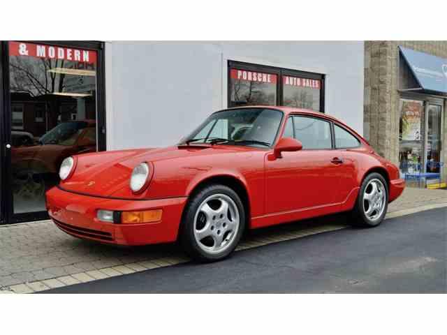 1993 Porsche Carrera 2 Coupe | 932355