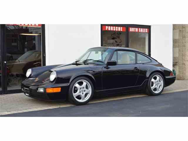 1991 Porsche Carrera 2 Coupe | 932356