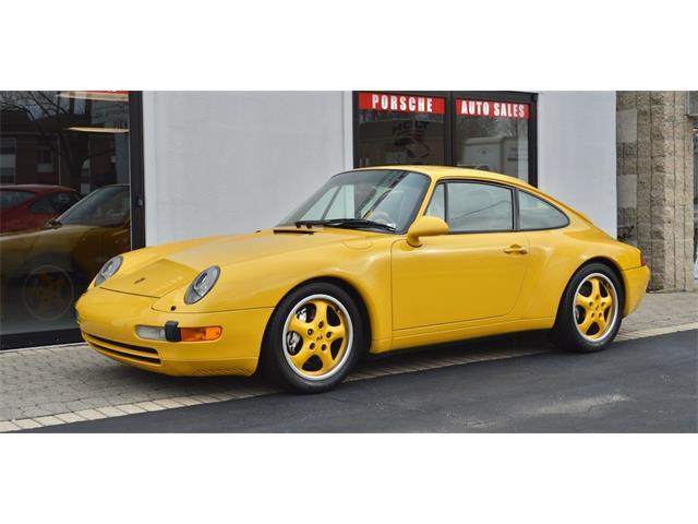 1995 Porsche Carrera Coupe C4 | 932358