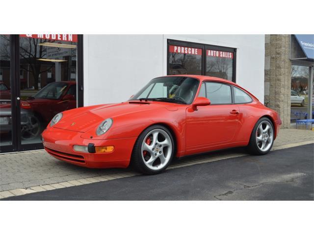 1995 Porsche Carrera 2   932359