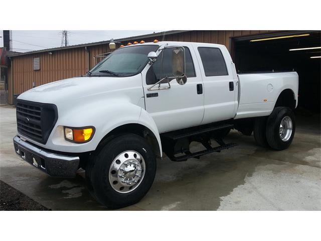 2000 Ford F750 | 930236