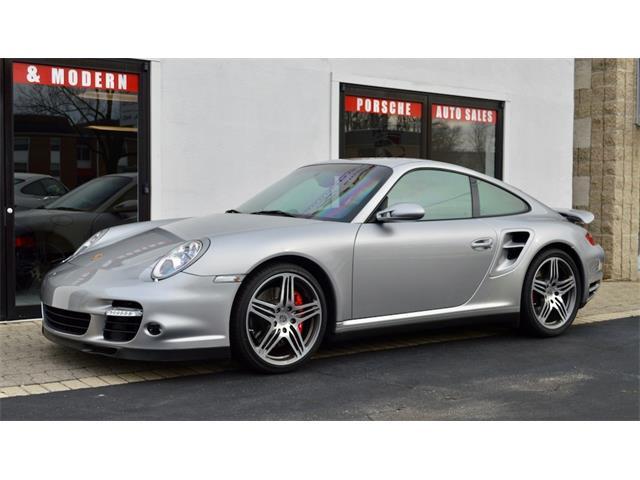2007 Porsche Turbo   932360