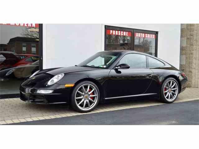 2007 Porsche Carrera C2 S Cpe. | 932361