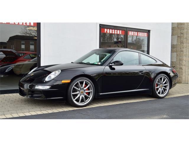 2007 Porsche Carrera C2 S Cpe.   932361