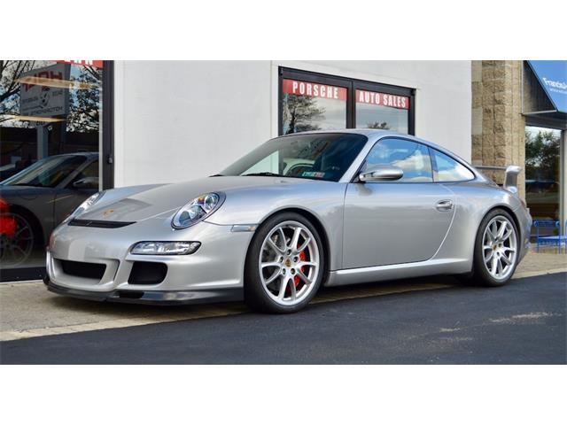 2007 Porsche GT3   932363