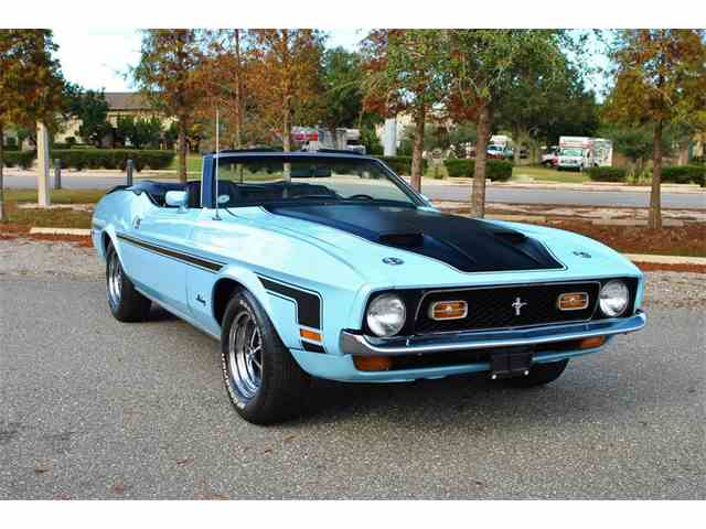 1972 Ford Mustang | 932368