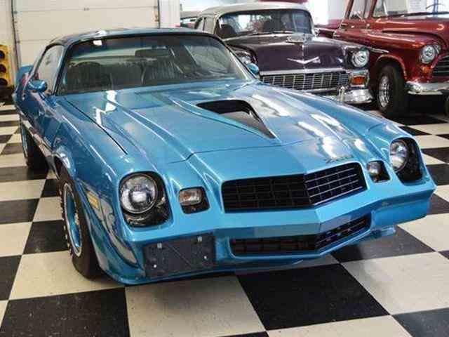1979 Chevrolet Camaro | 932372