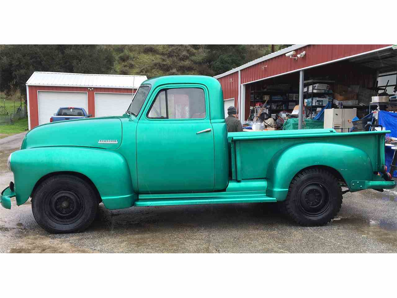 1951 Chevrolet Pickup for Sale on ClassicCars.com - 13 Available