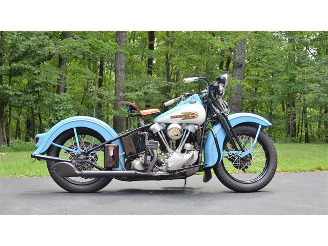 1939 Harley-Davidson Motorcycle | 930238