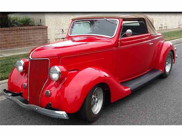 1936 Ford Cabriolet | 932387