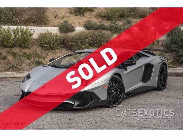 2016 Lamborghini Aventador | 932398