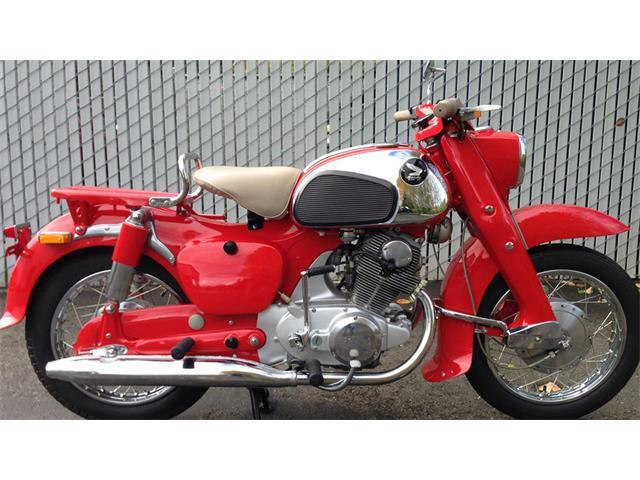 1961 Honda C72-250 Dream   930240