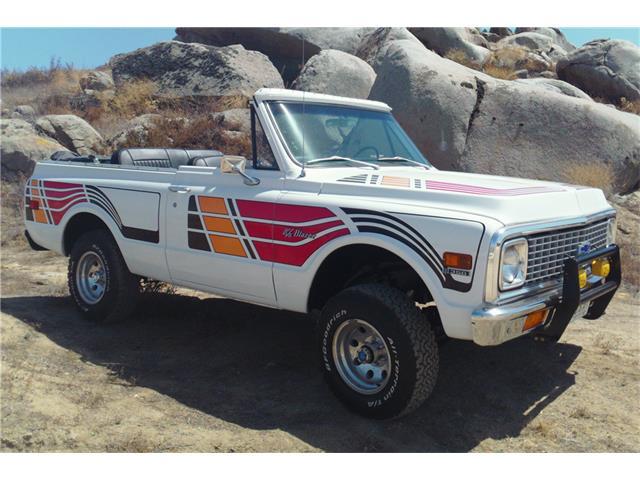 1971 Chevrolet Blazer | 932407
