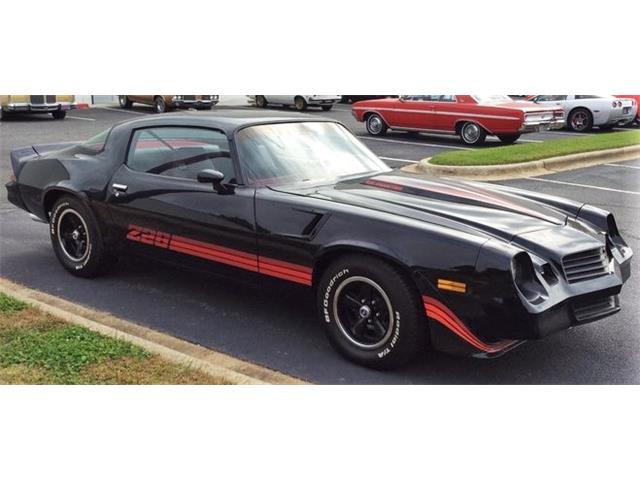 1980 Chevrolet Camaro Z28 | 932409