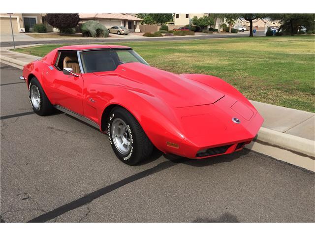 1973 Chevrolet Corvette | 932410