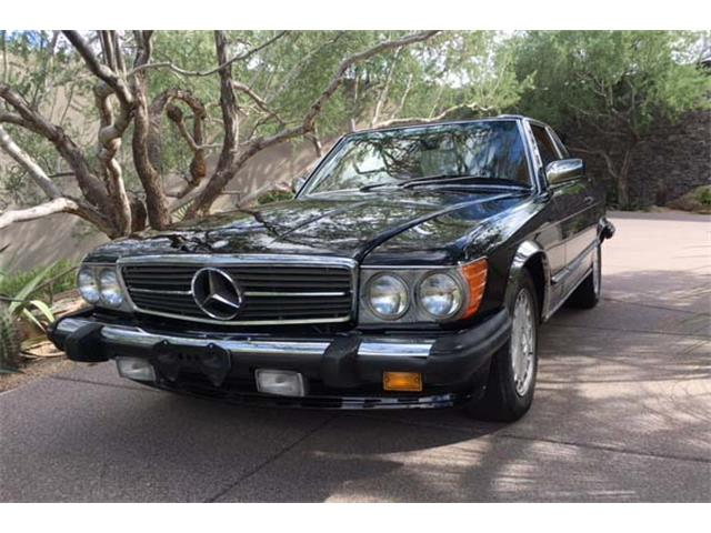 1988 Mercedes-Benz 560SL | 932412
