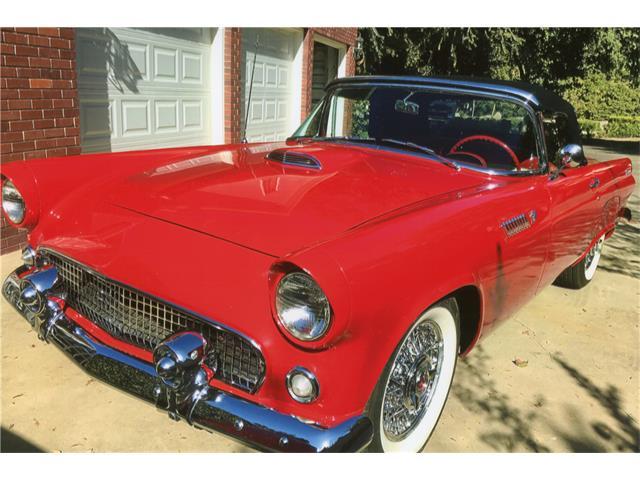 1955 Ford Thunderbird   932421