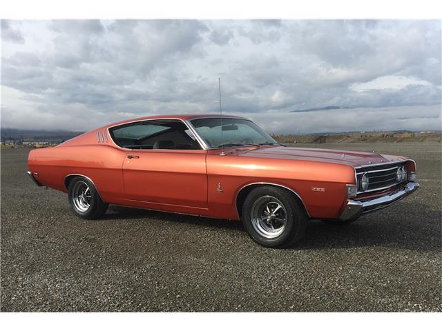 1969 Ford Torino | 932423