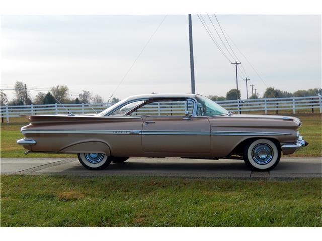 1959 Chevrolet Impala   932425
