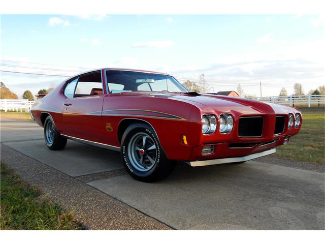 1970 PONTIAC GTO JUDGE RAM AIR III | 932426