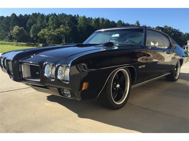 1970 Pontiac GTO | 932431