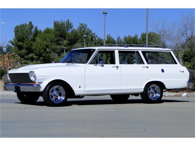 1963 Chevrolet Nova | 932432